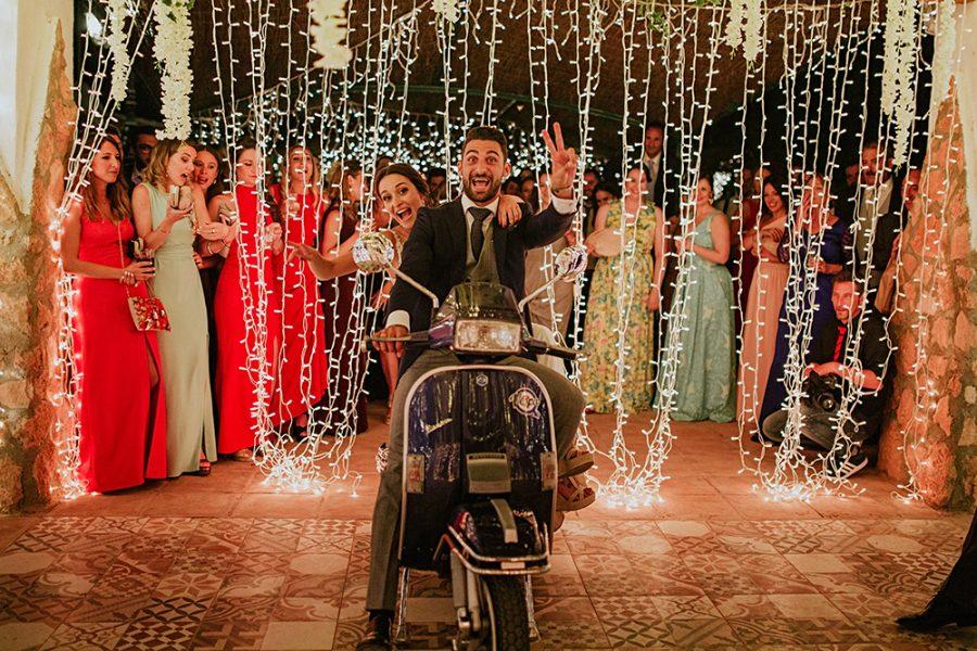fotos y videos originales para bodas almeria