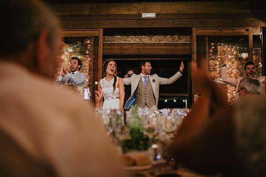 boda parador mar meno